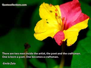 Emile Zola Quote Collections 5