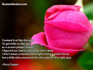 Gary Cooper Quotes 4