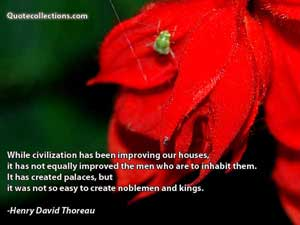 Henry David Thoreau Quotes 4