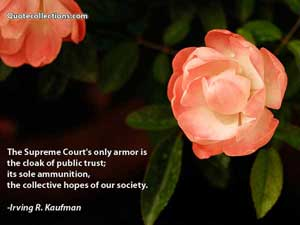 Irving R. Kaufman Quotes 2
