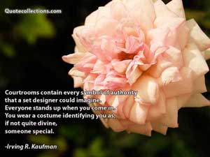 Irving R. Kaufman Quotes 3