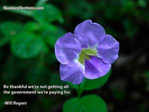 Will Rogers Quotes 2