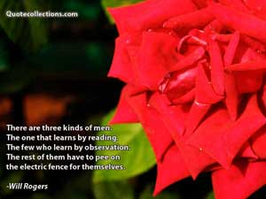 Will Rogers Quotes 5