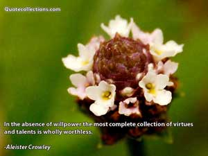 Aleister Crowley Quotes 1